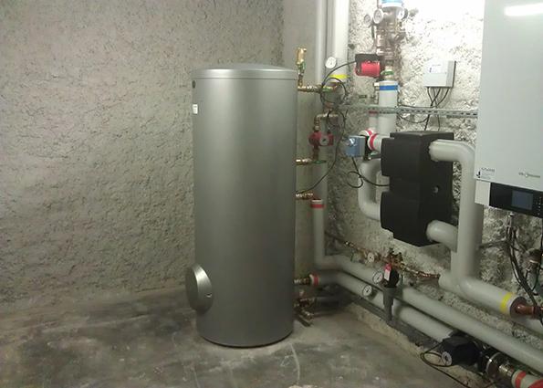 Dalmasso plombier antibes - Chaudiere basse temperature viessmann ...